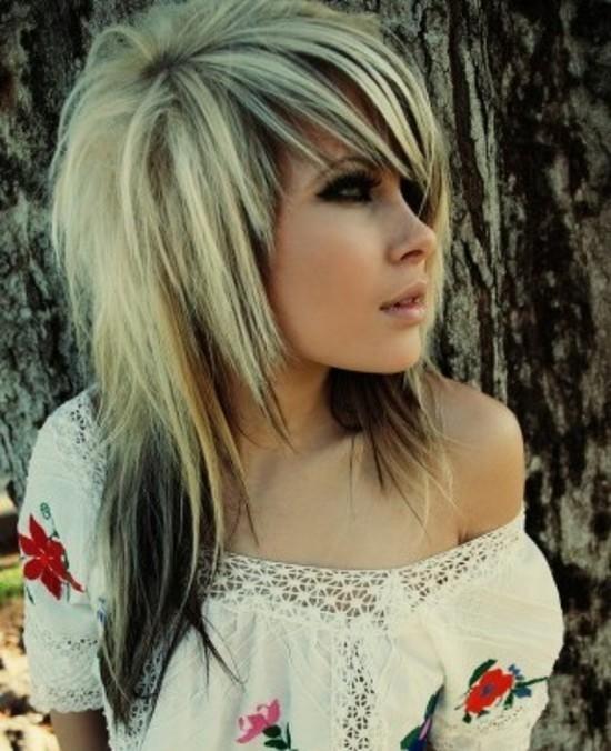Populair Trendy kapsels voor lang haar | Klik hier! | Vantrie MN33