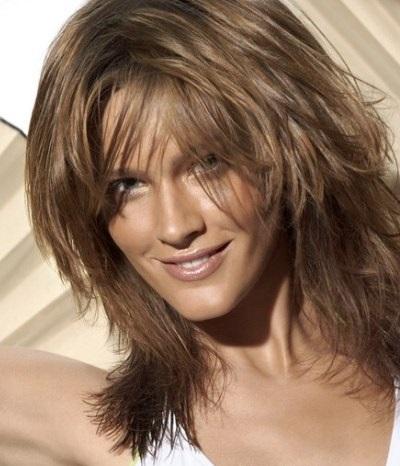Bekend Trendy kapsels voor lang haar | Klik hier! | Vantrie @OT77